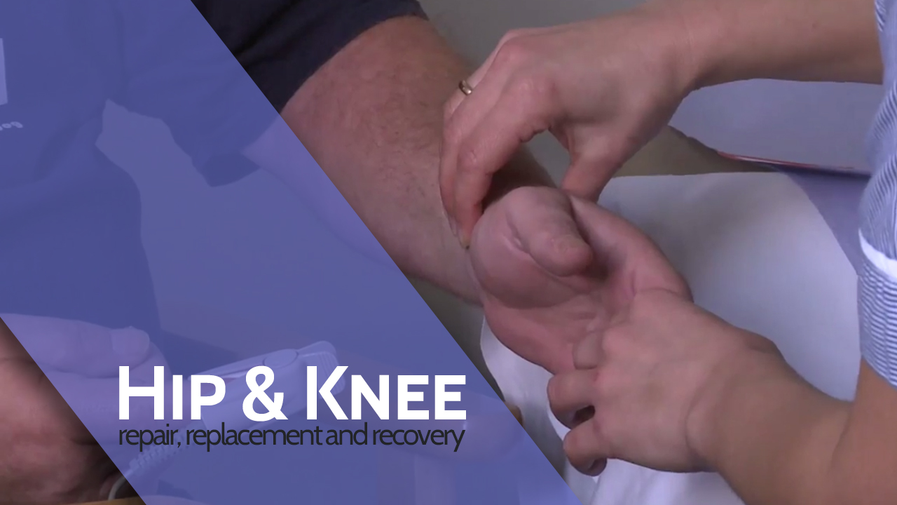 KNEE REPLACEMENT: PRE-ASSESSMENT